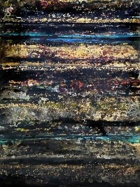 Abstracte kunst van James Chiew