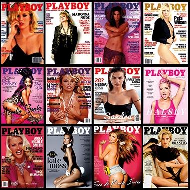 Playboy Pop Art