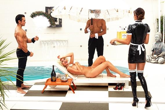 Artistic Nude kunstfotografie