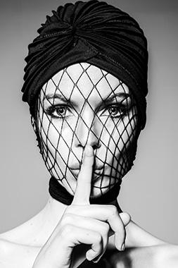 Black and White art foto