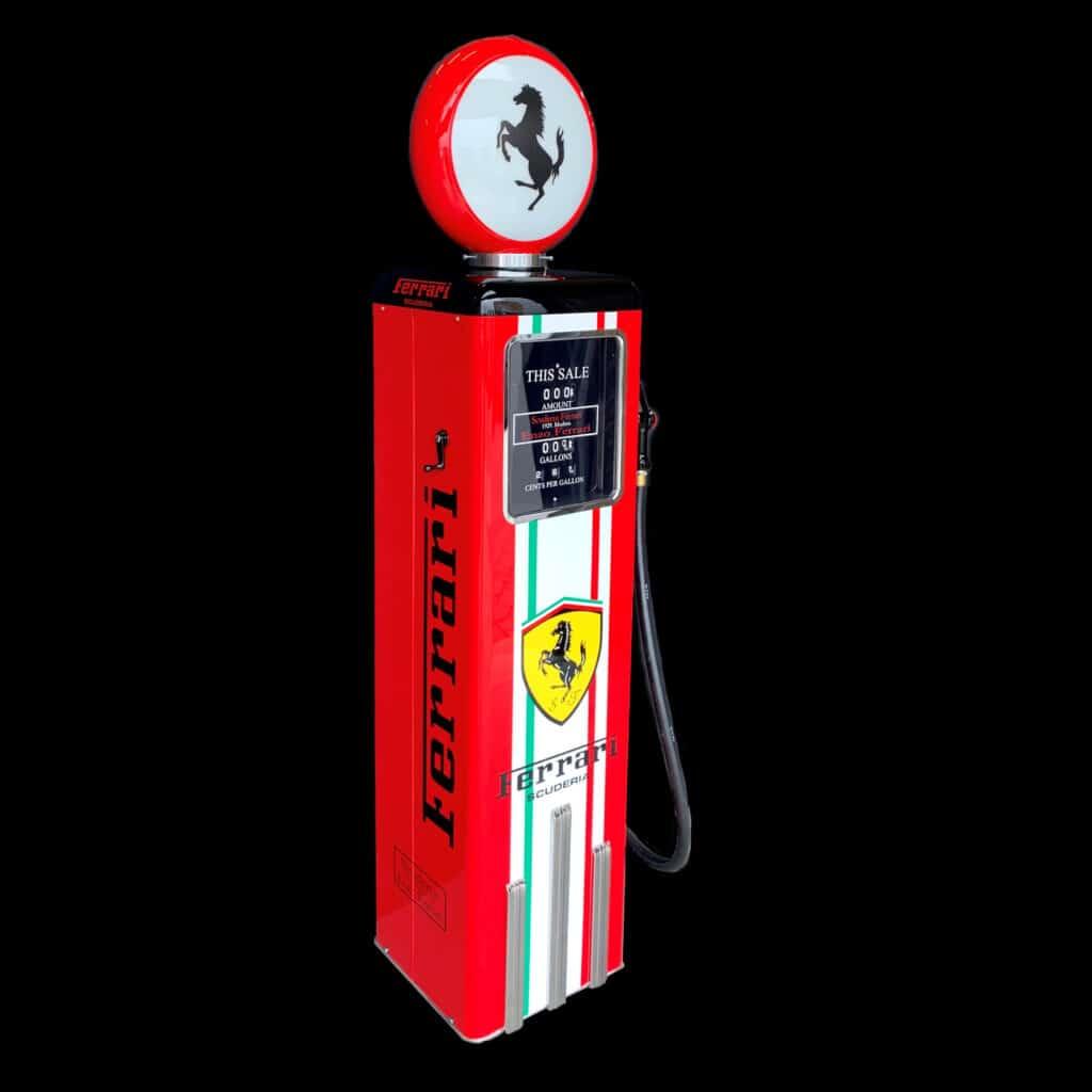Ferrari Gaspump Erik Salin